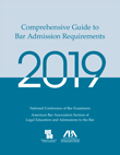 Comprehensive Guide to Bar Admission Requirements Cover