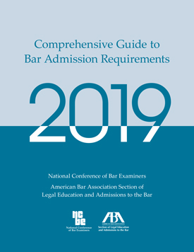 Bar Admission Guide - NCBE