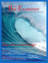 Cover for Vol. 84, No. 2, June 2015